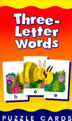 Puzzle Cards - Three-Letter Words