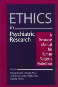 Ethical Issues in Psychiatric Research