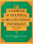 Handbook of Industrial and Organizational Psychology : V. 1