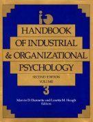 Handbook of Industrial and Organizational Psychology Vol. 3