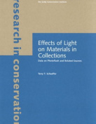Effects of Light on Materials in Collections