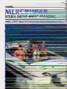 Mercruiser Stern Drive Shop Manual, Alpha One, Bravo One, Bravo Two & Bravo Three