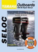 Yamaha Outboards 1984-96 Repair Manual