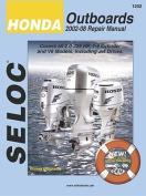 Honda Outboards 2002-08 Repair Manual