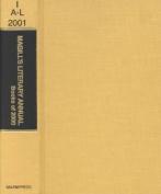 Magill's Literary Annual: 2001