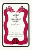 Mode in Javanese Music