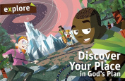 Discover Your Place in God's Plan Student Book