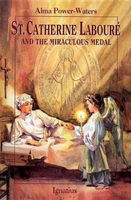 St.Catherine Laboure and the Miraculous Medal (Vision Books)