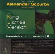 Scourby Complete Bible-KJV [Audio]