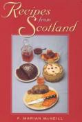 Recipes from Scotland