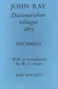 Dictionariolum Trilingue
