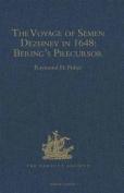The Voyage of Semen Dezhnev in 1648