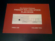 NZR Freight Rolling Stock Plan Book