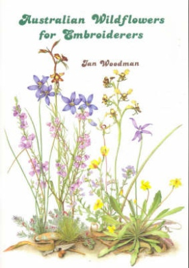 Australian Wildflowers for Embroiderers: Charted Designs for Counted Thread Embroidery.: Charted Designs for Counted Thread Embroidery