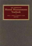 The Thirteenth Mental Measurements Yearbook