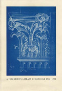 Houghton Library Chronicle, 1942-1992
