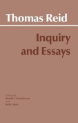 Inquiry and Essays