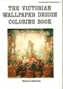 Victorian Wallpapers Design Colouring Book