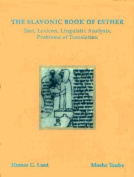 The Slavonic Book of Esther