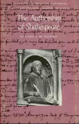 Authorship of Shakespeare