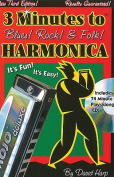 3 Minutes to Blues! Rock! and Folk! Harmonica