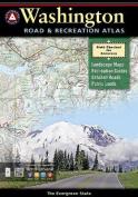 Benchmark Washington Road & Recreation Atlas, 5th Edition
