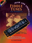 Irish and American Fiddle Tunes for Harmonica [With CD (Audio)]