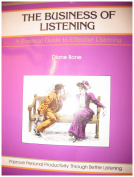 The Business of Listening