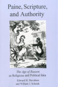 Paine, Scripture and Authority