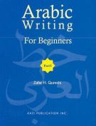 Arabic Writing for Beginners 1