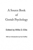 A Source Book of Gestalt Psychology