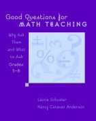 Good Questions for Math Teaching, Grades 5-8