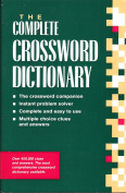 The Complete Crossword Dictionary