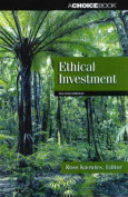 Ethical Investment