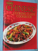 Chinese Cooking Class Cook Book