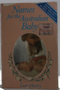 Names for the Australian Baby