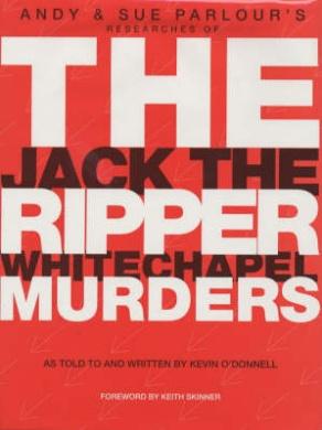 The Jack the Ripper Whitechapel Murders