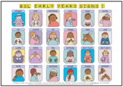 Let's Sign BSL Early Years & Baby Signs