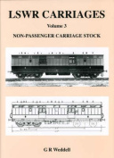 LSWR Carriages