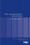 Elite and Specialized Interviewing