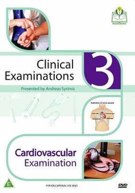 Cardiovascular Examination (Clinical Examinations DVD Series)