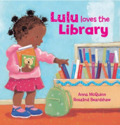 Lulu Loves the Library [Board book]