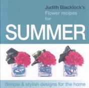 Judith Blacklock's Flower Recipes for Summer