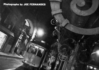 Photographs by Joe Fernandes
