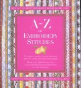 A-Z of Embroidery Stitches