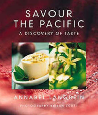Savour the Pacific: Discovery of Taste