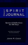Daily Spirit Journal