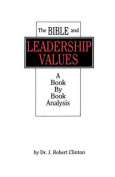 The Bible and Leadership Values