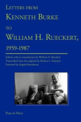 Letters from Kenneth Burke to William H. Rueckert, 1959-1987
