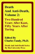 Death And Anti-Death, Volume 2
